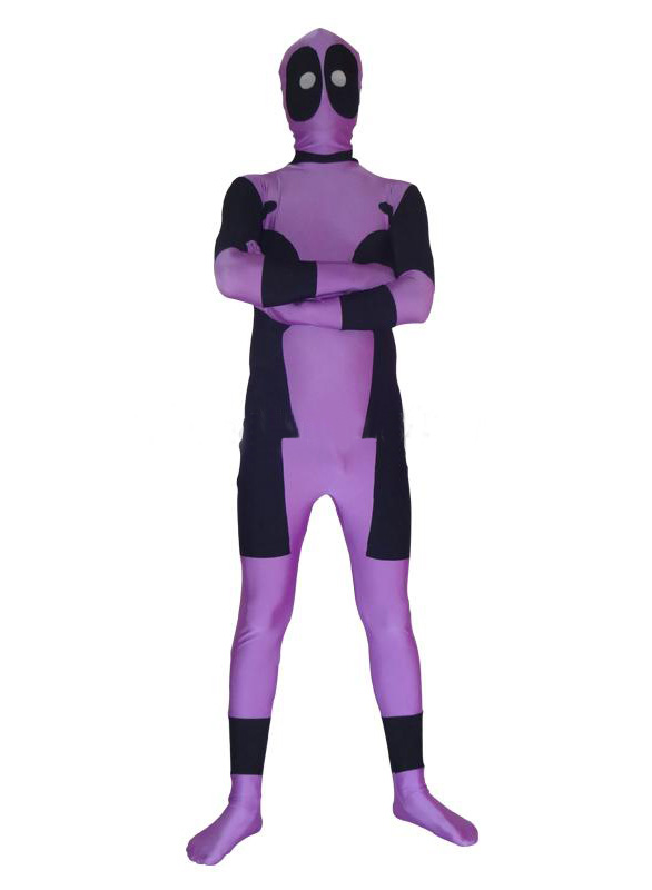 Deadpool Cosplay Costume Zentai Suit Halloween 15070272
