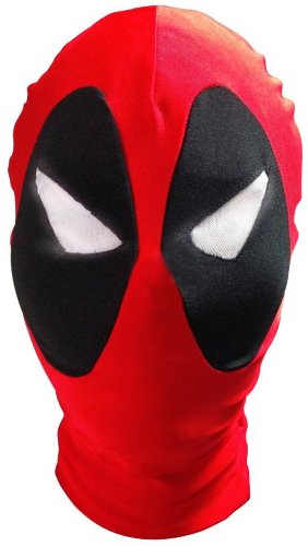 Deadpool Cosplay Hood For Halloween 15070207