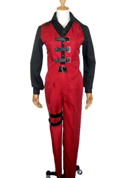 Devil May Cry3 Dante Cosplay Costume