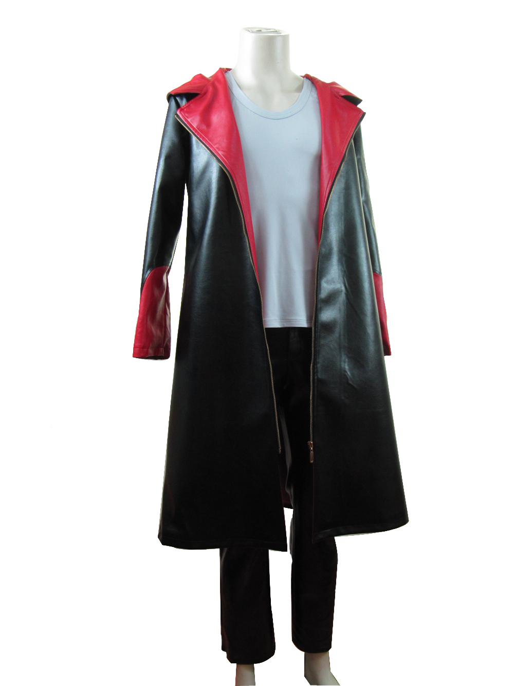 Devil May Cry5 Dante Yougth Cosplay Costume