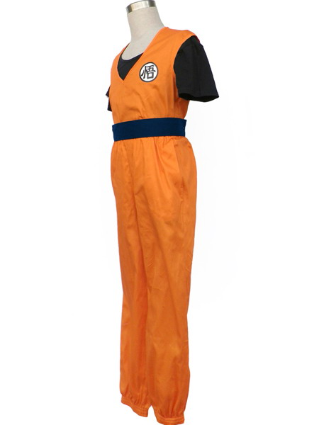 Dragon Ball Son Gokū CharacterGO Uniform Cosplay Costume