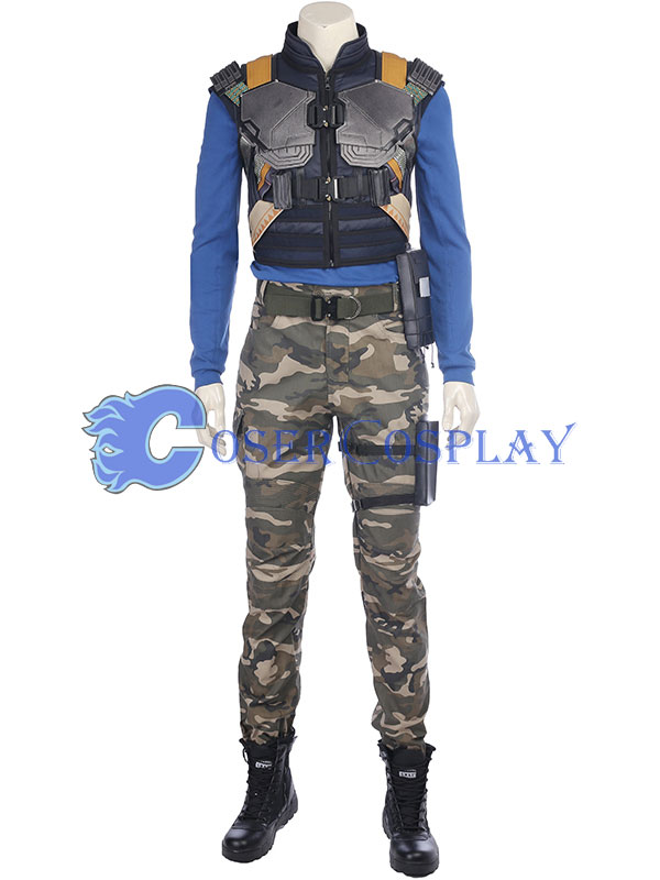 Erik Killmonger Cosplay Costume Halloween