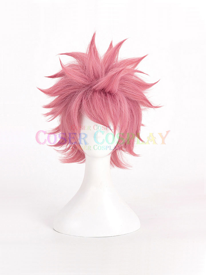 FAIRY TAIL Etherious Natsu Dragneel END Cosplay Wig 2001
