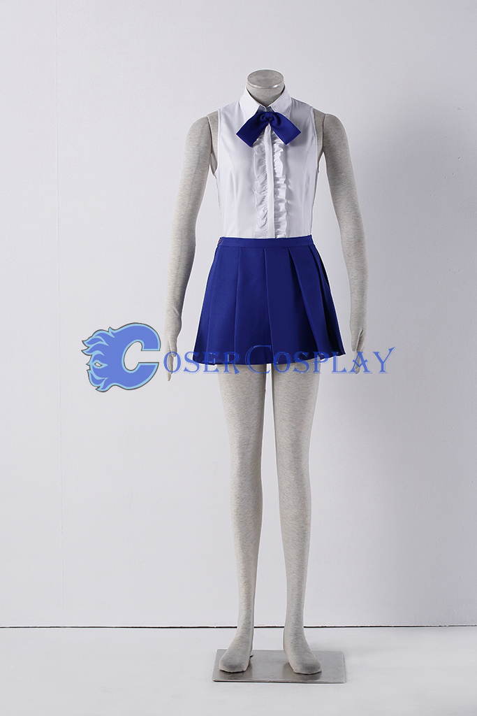 Fairy Tail Titania Erza Scarlet Cosplay Costume Simple