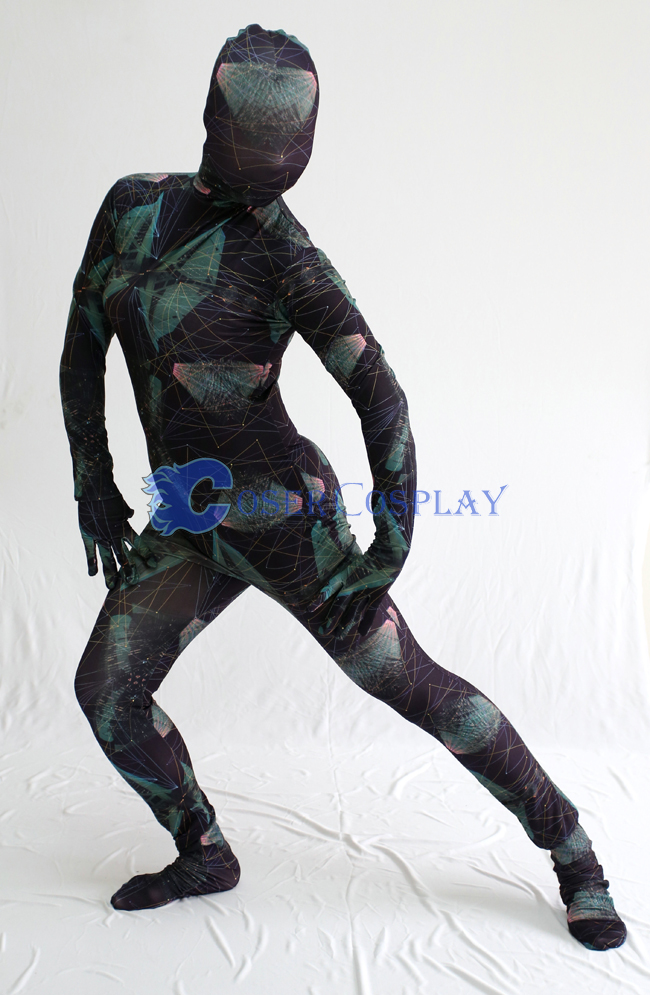 Fantasy Zentai Halloween Costume Ideas