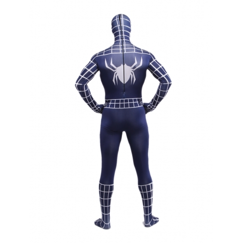 Full Body Skin Suit Spiderman Halloween Costume