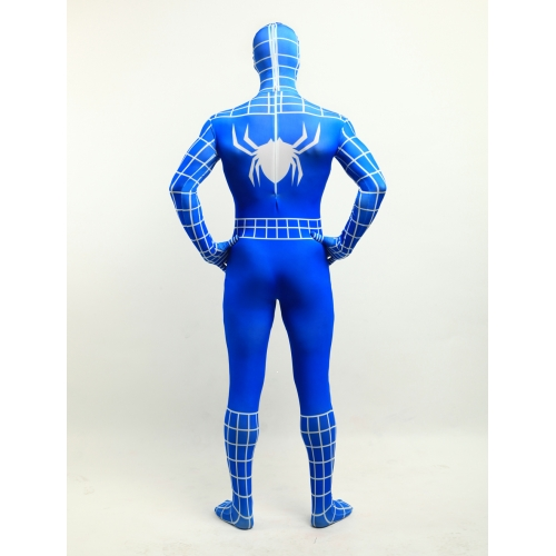 Full Body Spandex Suits Spiderman Costume