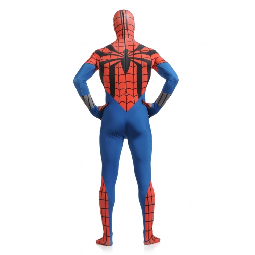 Full Body Spiderman Halloween Costume