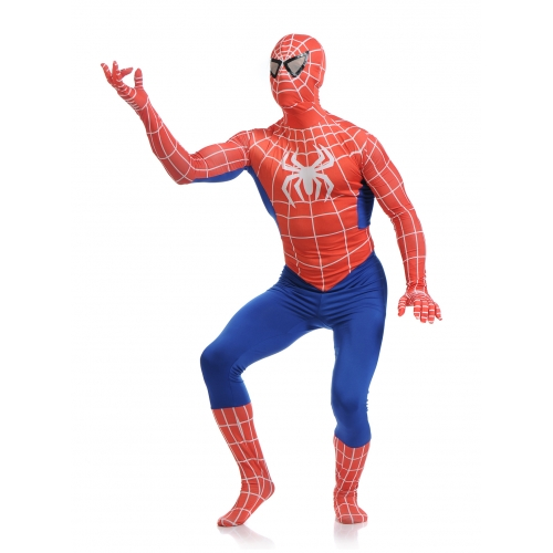 Full Bodysuit Spiderman Costume