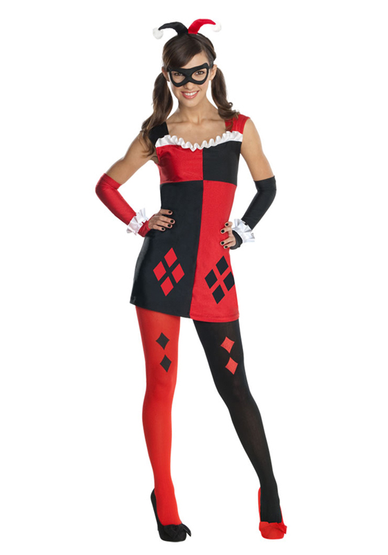 Harley Quinn Cosplay Costume For Halloween 15112069