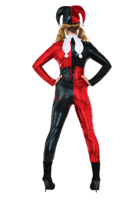 Harley Quinn Cosplay Costume For Halloween 15112089