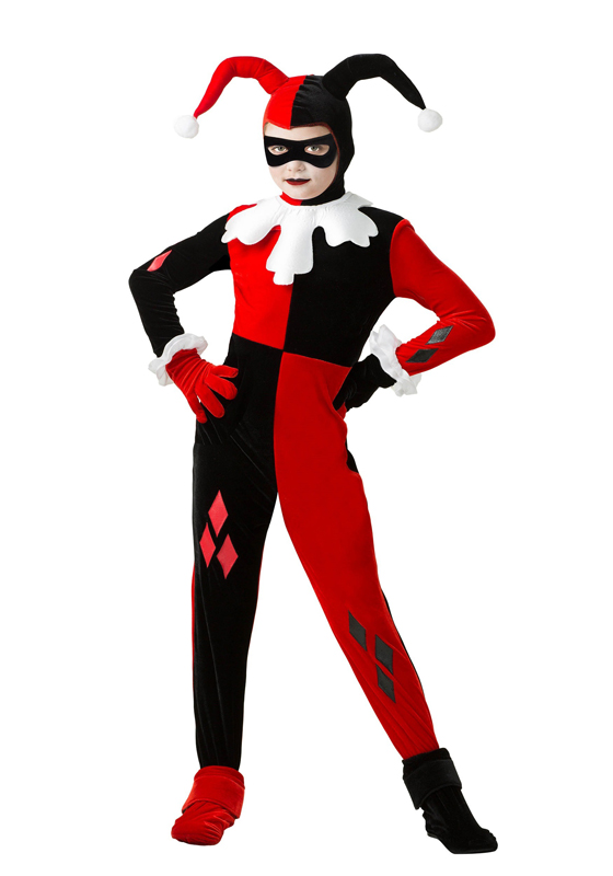 Harley Quinn Cosplay Costume For Halloween 15112099