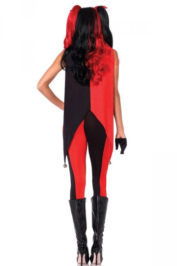 Harley Quinn Cosplay Costume For Halloween 15112103