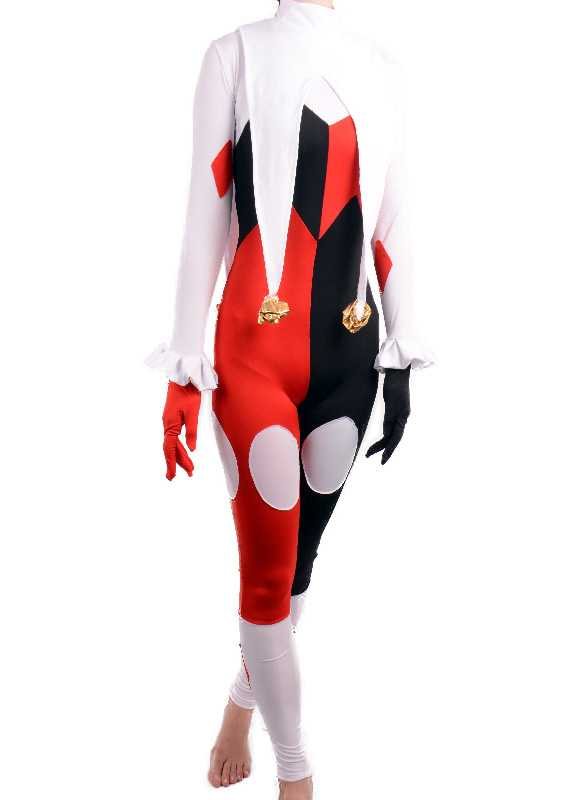 Harley Quinn Cosplay Costume For Halloween 15112105