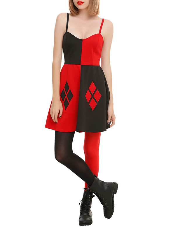 Harley Quinn Cosplay Costume For Halloween 15112106
