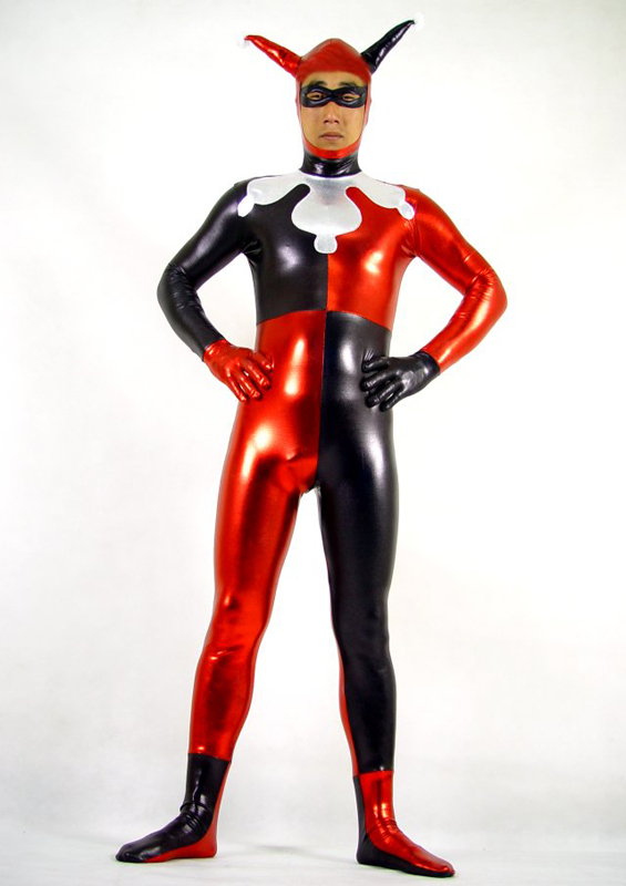 Harley Quinn Cosplay Costume For Halloween PS033