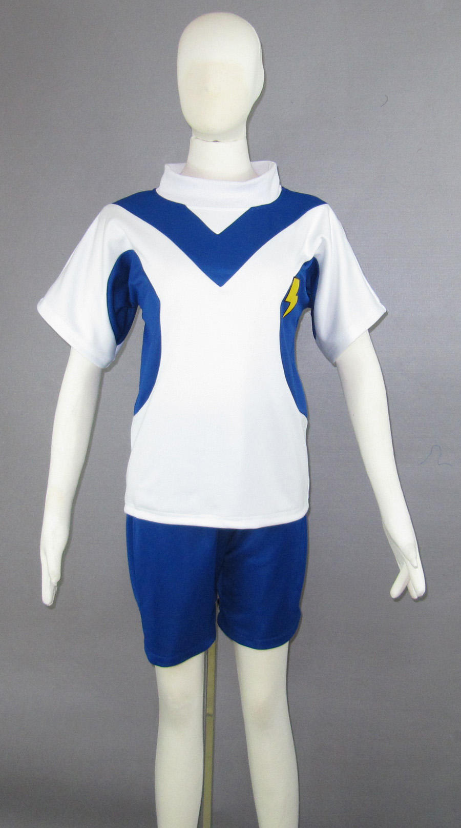 Inazuma Eleven GO 3 Galaxy Raimon Soccer team Summer School Uniform Cosplay Costume
