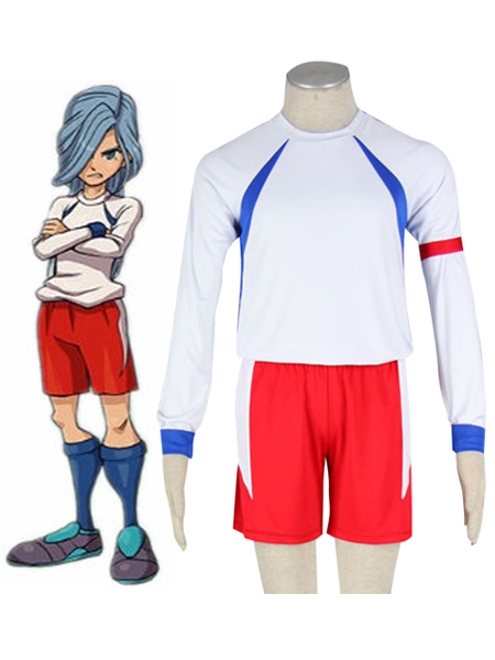 Inazuma Eleven The United Kingdom Knights Of Queen Soccer team Uniform Cosplay Costume