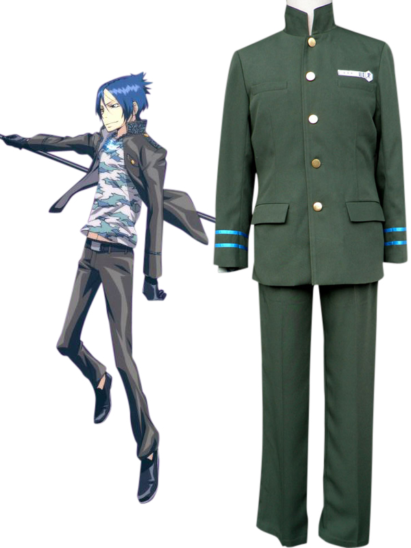 Katekyo Hitman Reborn Namimori Middle School Uniform