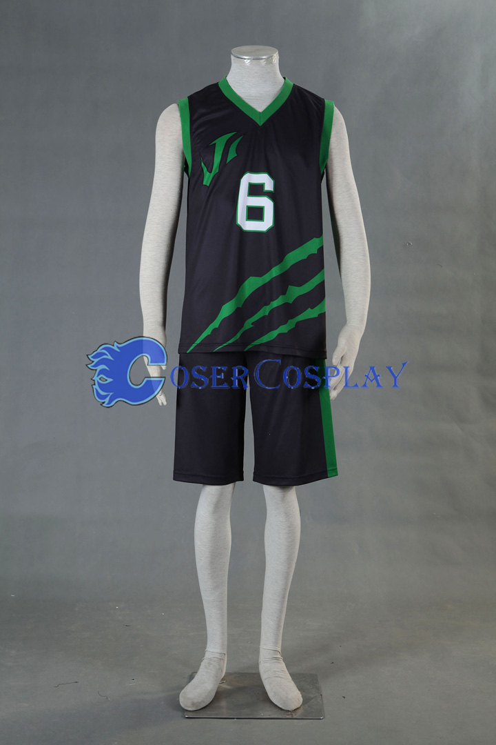 Kuroko's Basketball LAST GAME Number Jabberwock NO. 6