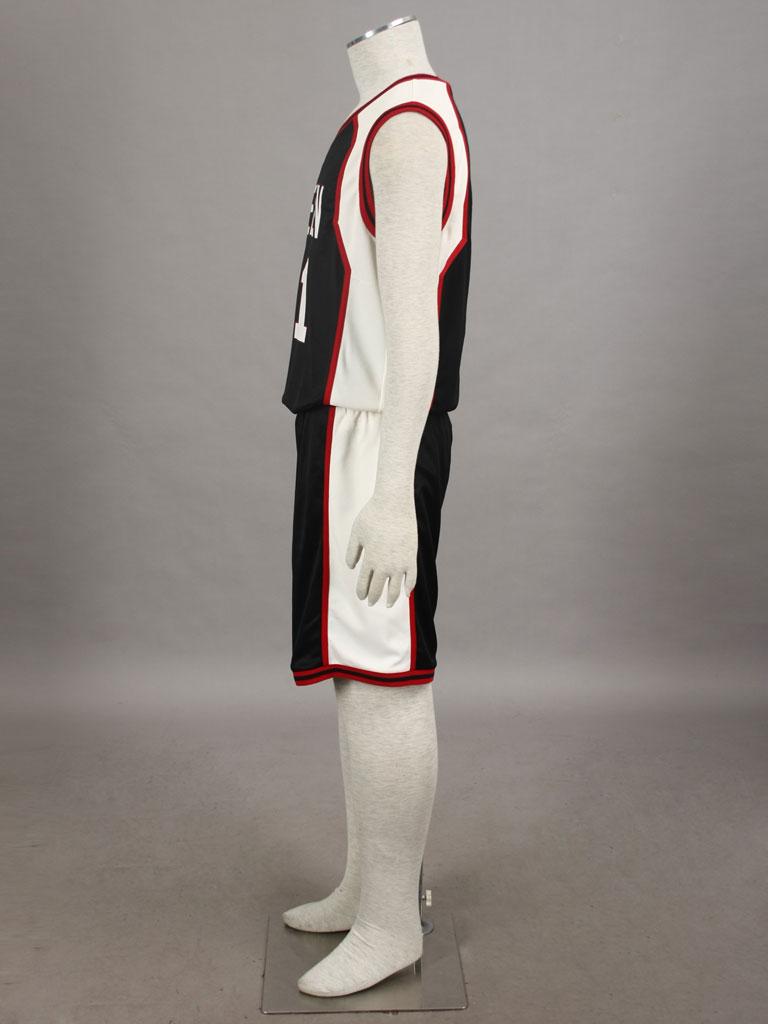 Black Kuroko no Basket Kuroko/'s Basketball Tetsuya Kuroko No.11 Cosplay Costume