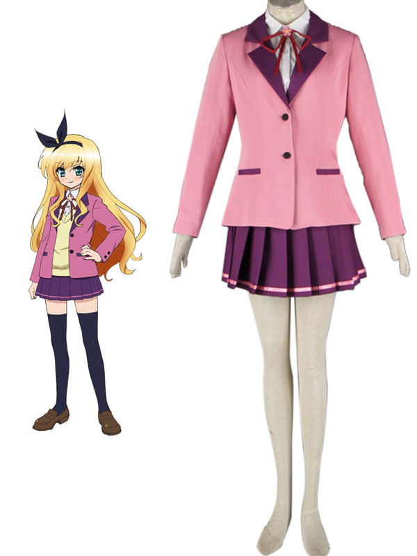 MM! Girl's High school Uniform Cosplay Costumes