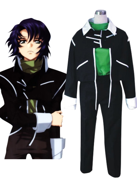 Mobile Suit Gundam Seed Destiny Athrun Zala Cosplay Costume