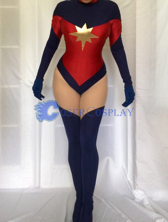 Moonstone Dark Ms Marvel Karla Sofen Cosplay Costume