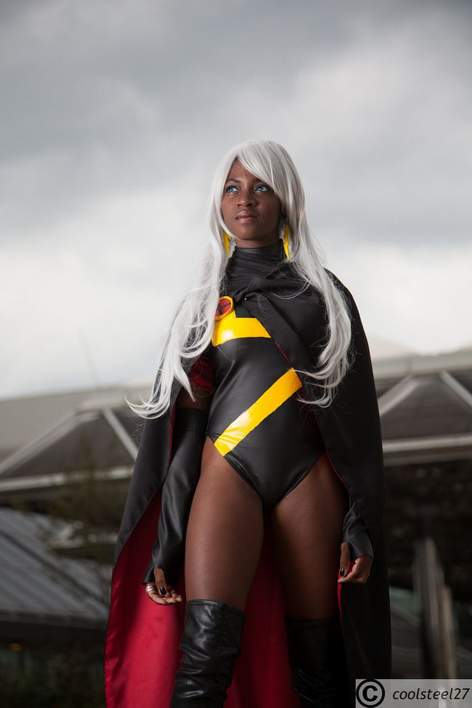 Ms.Marvel Carol Danvers Bodysuit With Cape