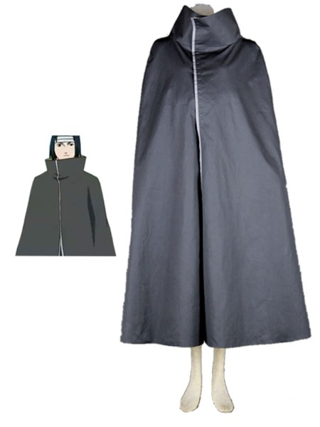 NARUTO Sasuke 5th Snake Organization cosplay Costume