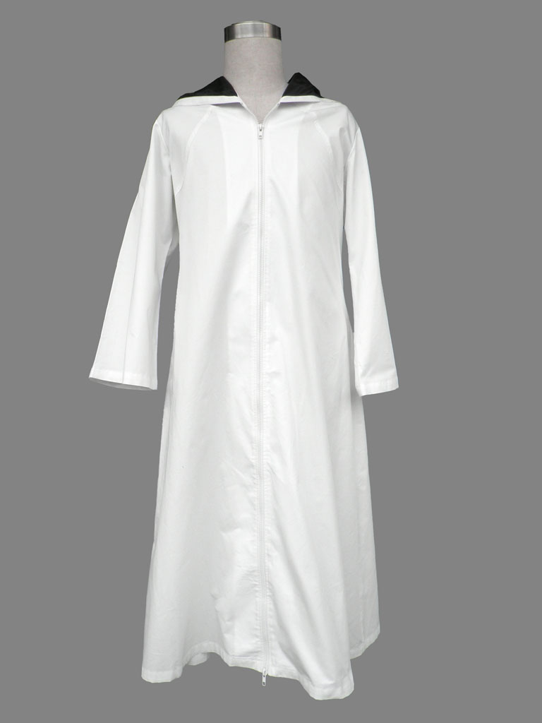 Naruto Anbu White Cape Cosplay Costume