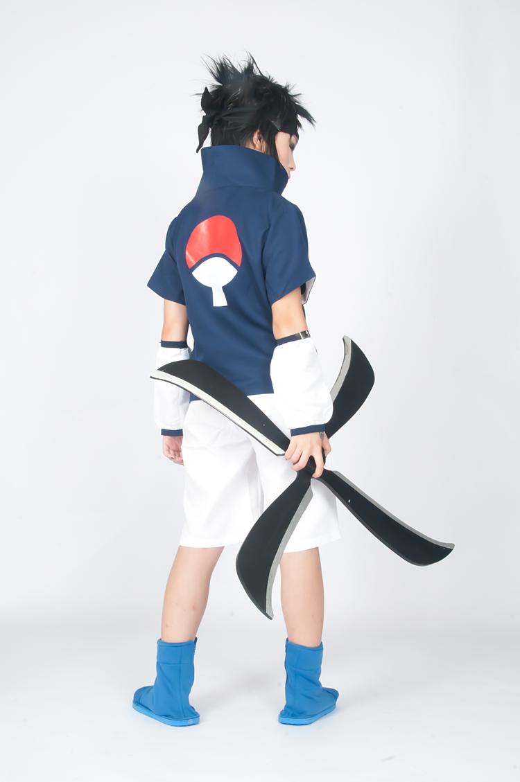 Naruto Youth Sasuke Uchiha Cosplay Costume Cosercosplay Com