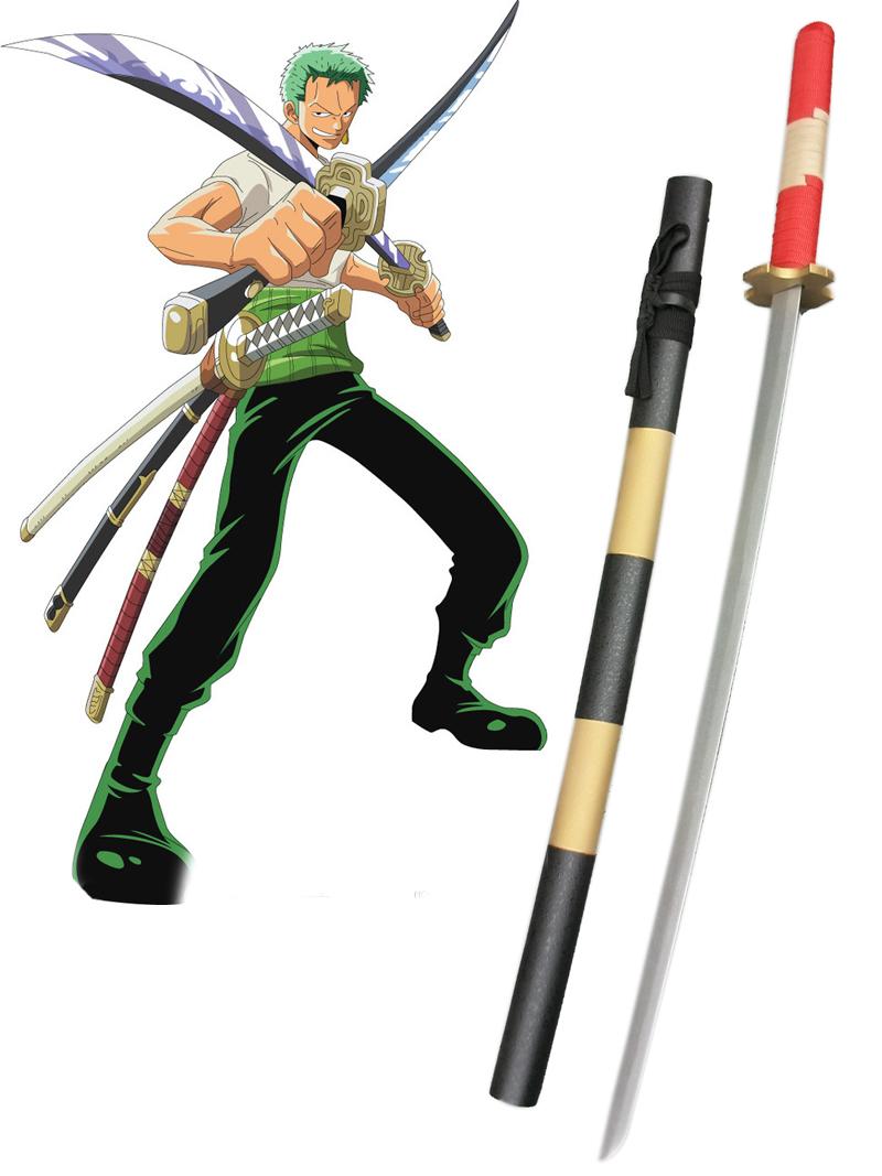 Roronoa Zoro Swords Cosplay One Piece Roron...