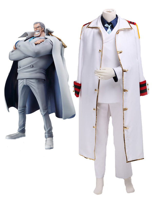One piece Monkey.D.Kapu Cosplay Costume