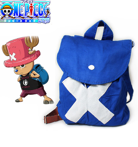 One piece Tony Tony Chopper Two Years ago Bag Cosplay Accessories