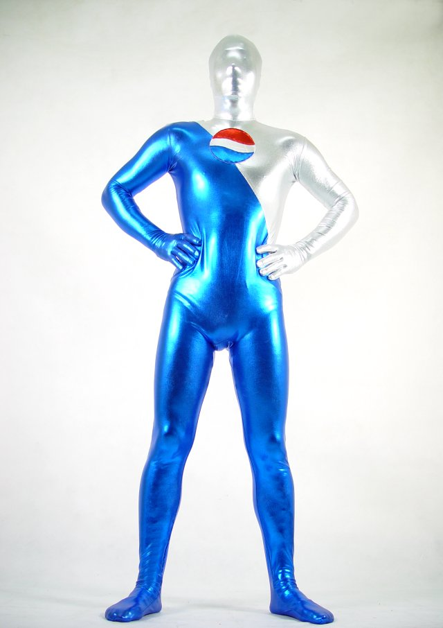 Pepsi Halloween Costume Ideas Zentai Suit