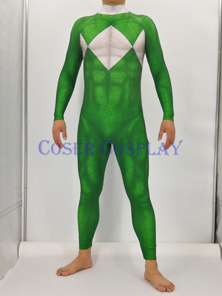 Power Rangers Tommy Oliver Halloween Costumes Kid 0827