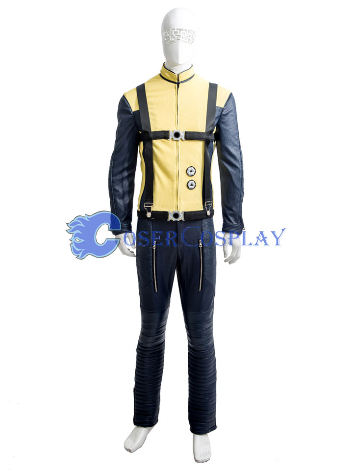 Professor X Men Cosplay Costume Quality