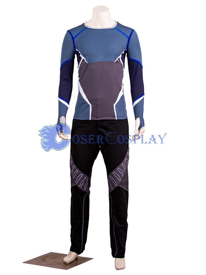 quicksilver pietro django maximoff cosplay costume