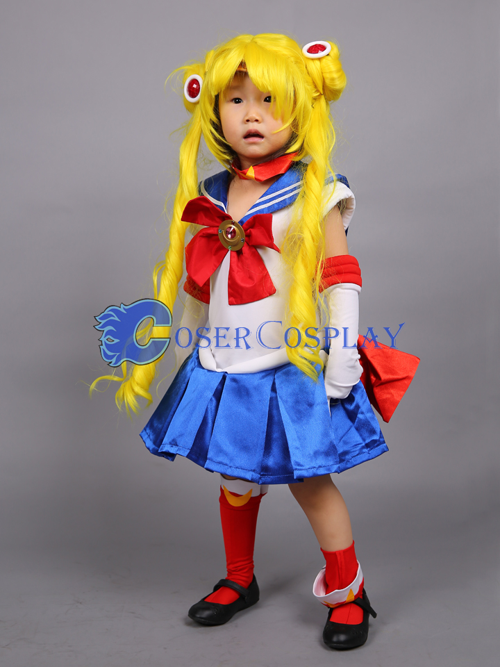 Sailor Moon Crystal Princess Tsukino Usagi for Kids ...