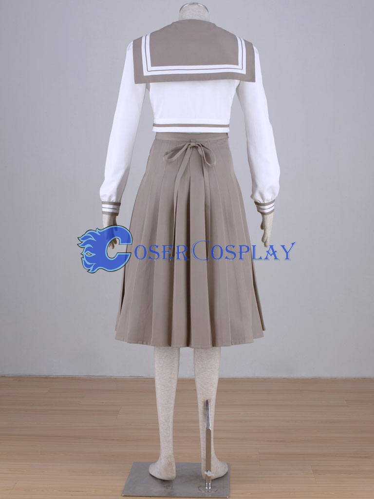 Sailor Moon Crystal Sailor Jupiter Kino Makoto Cosplay Costume