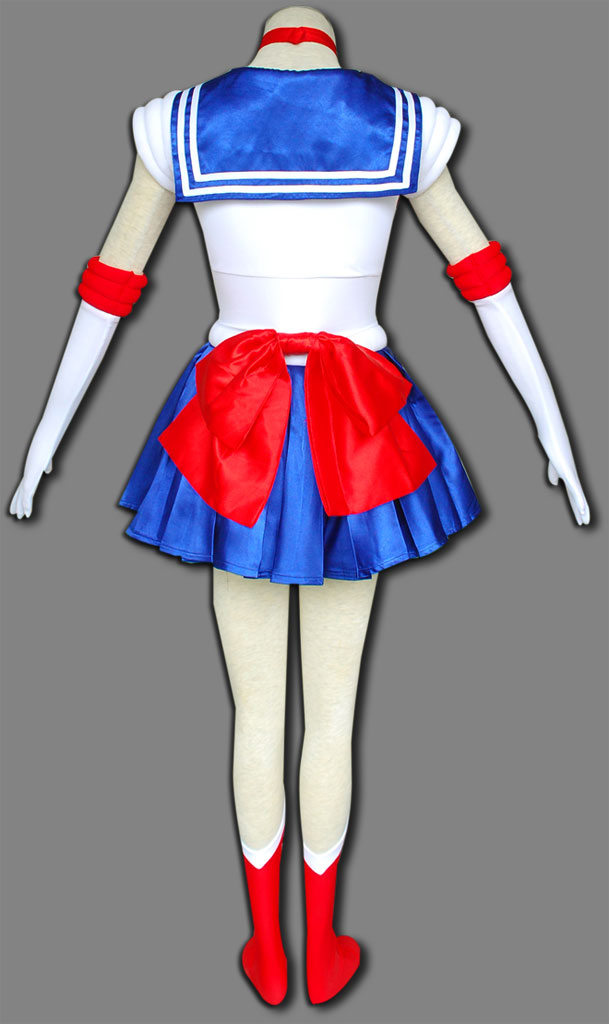 Sailor Moon Princess Sailor Moon Tsukino Usagi Make Up Suit Cosplay Costume
