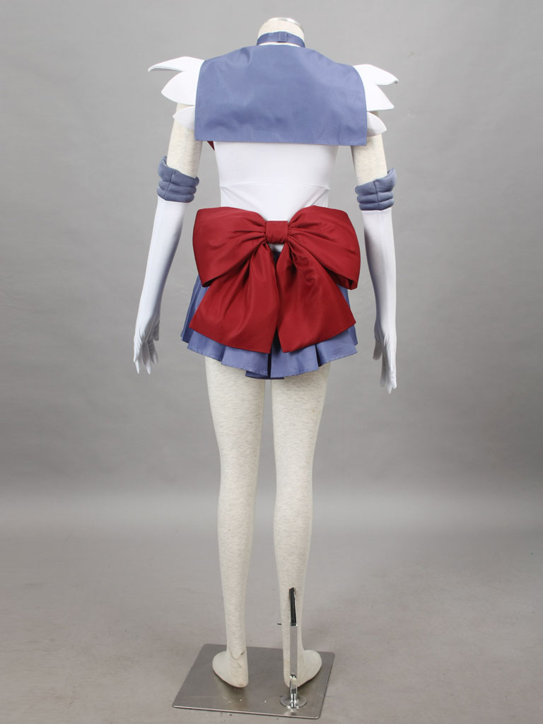 Sailor Moon Sailor Saturn Tomoe Hotaru Fighting Uniform Cosplay Costme