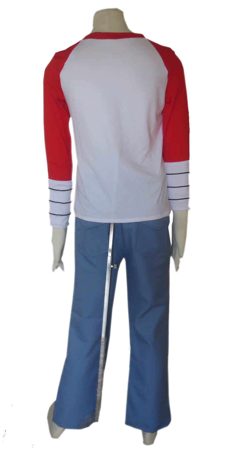 Saint Seiya Omega Pegasus Koga Uniform Cosplay Costume