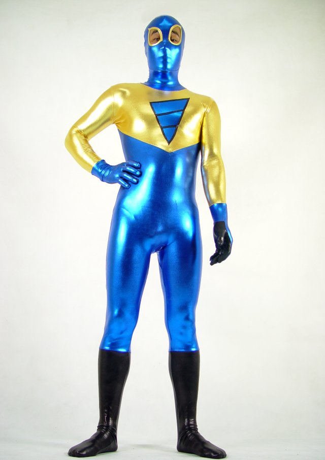 Shiny Open Eyes Halloween Costume Ideas Zentai