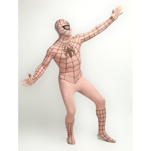 Skin Suit Spandex Spiderman Costume