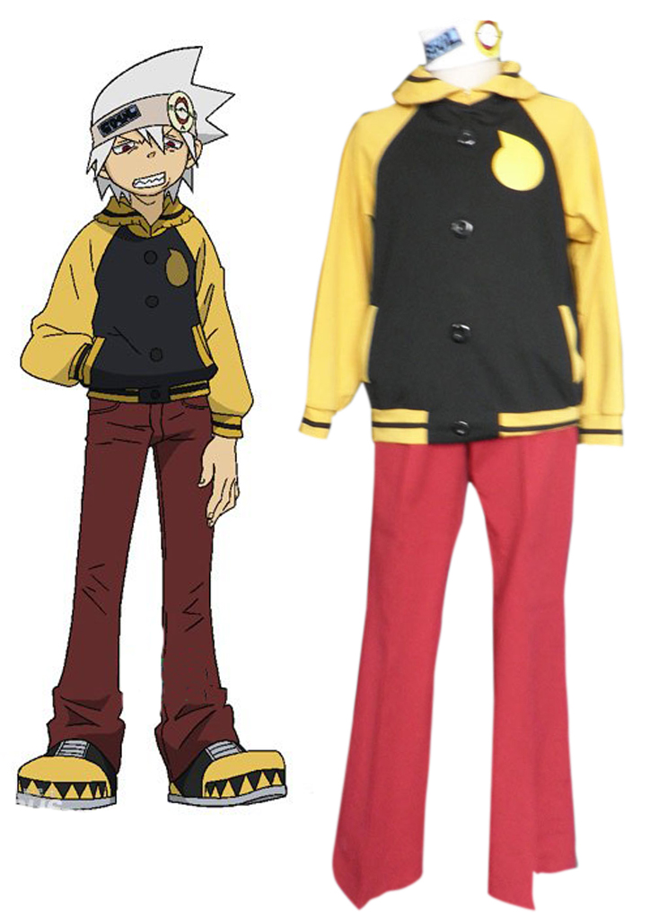 Soul Eater Soul Cosplay Costumes | cosercosplay.com