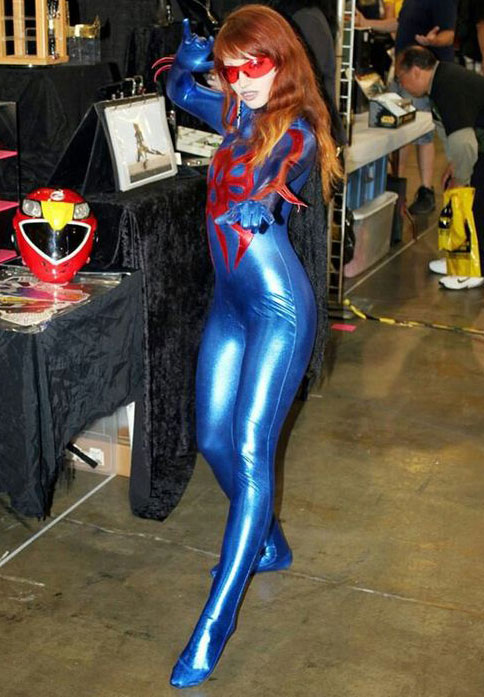 Spider-Girl Sexy Halloween Costumes For Women 16081726