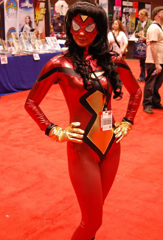 Spider Woman Sexy Halloween Costumes For Women 16081723