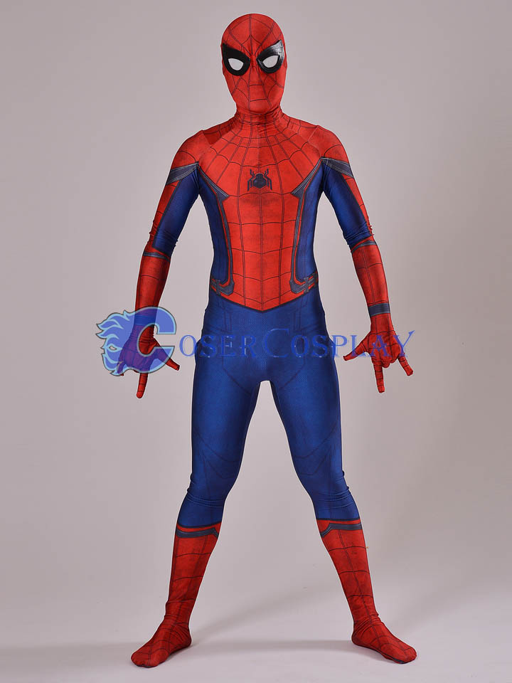 Spiderman Superhero Cosplay Costumes Zentai